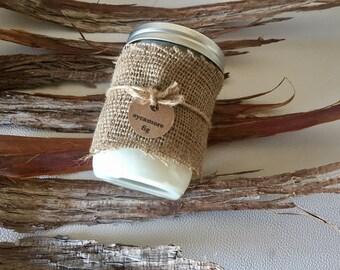 sycamore fig soy candle, soy candles handmade, fig, bohemian, small soy candle, arte metta, soy candle container