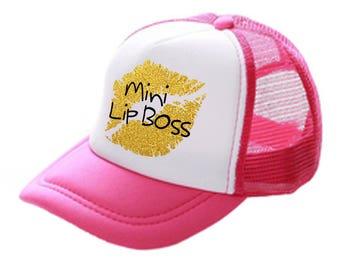 Mini Lip Boss Hat