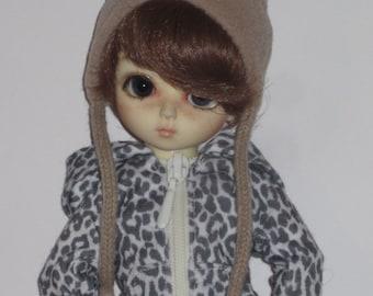 BJD doll YoSD (1/6) winter Hat