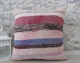 boho decor pillow turkey old pillow 16 x 16 turkey embroidery design pillow  decorative pillow for couch cushion kilim pillow sofa pillow