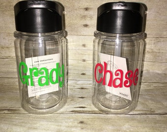 "Shop ""water bottles personalized"" in Kitchen & Dining"