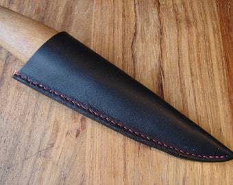 Leather Mora carving knife sheath 106 120