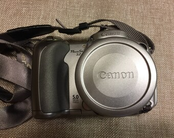 CANON PowerShot S2 IS Camera
