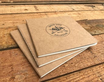 Adventure Sketch Notebook - 3 Pack