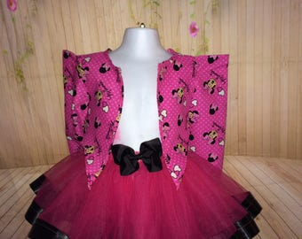 Custom Minnie Mouse set