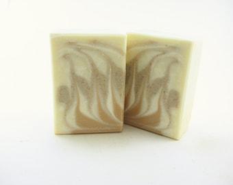 The Garden Soap, Lavender Eucalyptus Essential Oils, Natural Soap, Coconut Oil, Cold Process, Shea Butter, Palm Oil