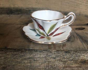 Royal Stuart Tiny Teacup