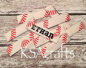 Baseball Chapstick Holder