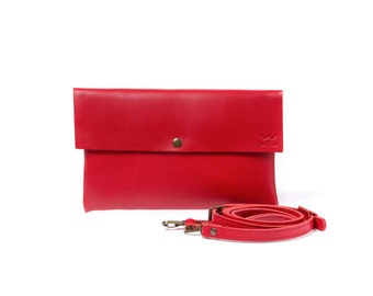 Womens leather clutch, small leather bag, leather handbag, leather purse, genuine leather clutch, handmade clutch, leather clutch women