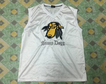 Snoop Dogg Clothing Company Embroidery Embroided Jersey