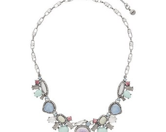Misty Morning Collar Necklace