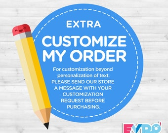 Extra Customization