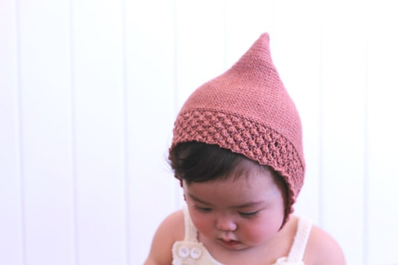 How To Knit A Baby Pixie Hat Quickly