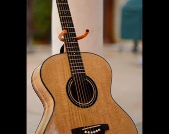 Small Jumbo acoustic guitar