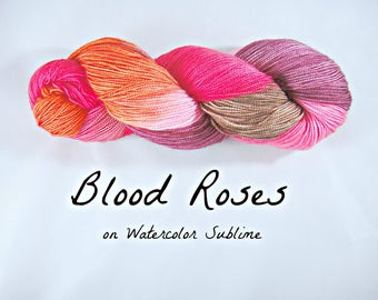 600 Yards-Blood Roses