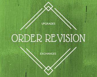 Reflections of Ivy Order Fix • Upgrades & Exchanges