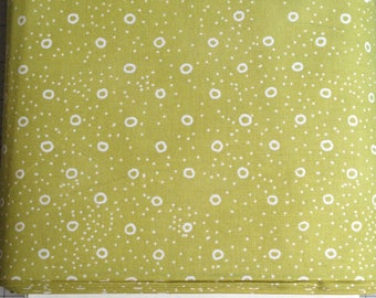 Pie - Split Pea -  Hand Maker Fabrics by Natalie Barnes for Windham Fabrics