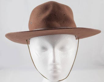 Authentic Boy Scouts Canadian Hat - Scout Catholique