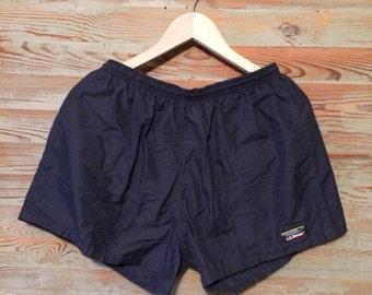 Vintage L.L. Bean swim trunks men's size large