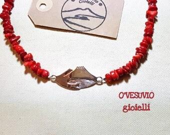 Coral necklaces, necklaces, necklaces, silver necklaces, silver necklaces, design summer necklaces, necklaces, necklaces Coral, summer