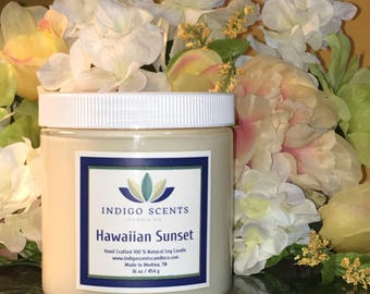16 oz Soy Candle