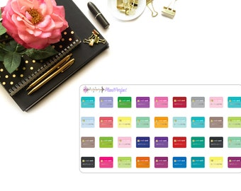 Credit Card Stickers/Credit Cards. Perfect for your planning and scrapbooking needs!