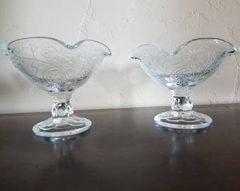 2 Footed Dessert Cups
