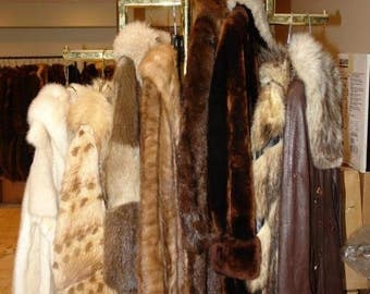 CRAFT FUR COATS 8