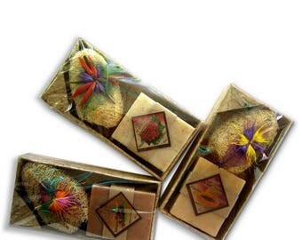 Natural SOAP of 3 Gift Pack