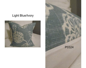 3 Color Choices. Decor.Crimson.Ivory.Natural.Taupey- Grey.Blue.Pillow Covers.Slipcovers.Decor Pillow Covers.