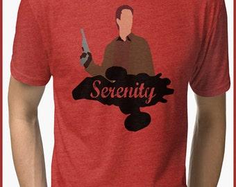 Firefly Serenity  Tri-blend T-Shirt