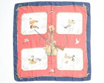GUCCI - Silk scarf