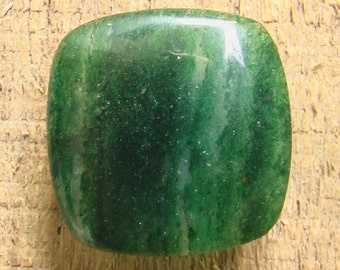 Green Jade Green Aventurine Cabochon