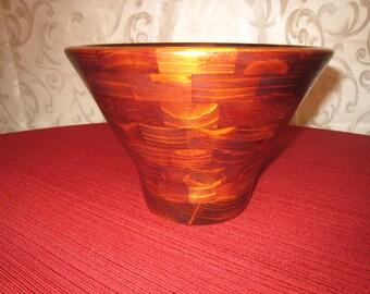 Brown Dyed Bowl