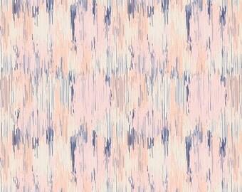 Daydream Sigh, Wonderful Things Collection, Woodland Nursery fabric, Art Gallery Fabrics, ,Pink fabric, Floral Fabric