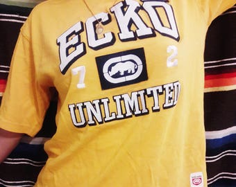 Vintage ECKO Unlimited 2000,s Tee Shirt