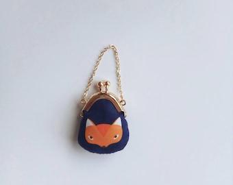 blythe bag mini purse kiss lock bag purse doll BJD bag