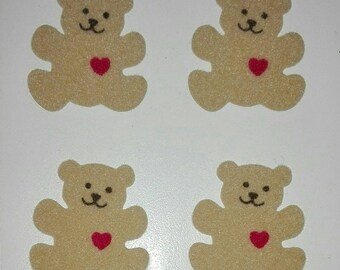 Plastic embroidery fabric bears rarity