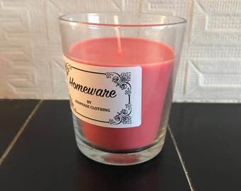 Anaphase Berry Candle