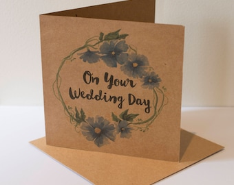 Gift Card - WEDDING DAY