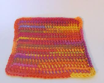 Easter dishcloths, handmade washcloths, Vegan dishcloths, dish scrubbies, mother's day gift, house warming gifts, gifts for bachelors