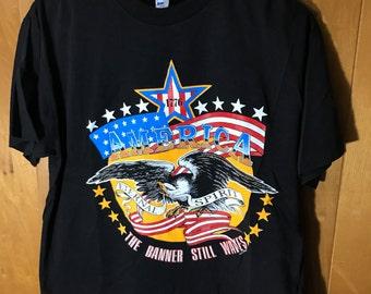 1989 America Eternal Spirit T-Shirt