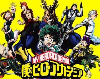 Boku No Hero Academia  Playmat