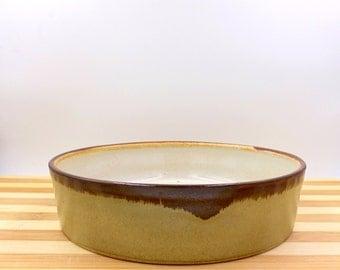ceramic Personal Casserole - casserole - hand made casserole - baking dish - Serving dish