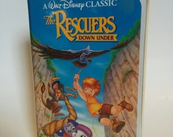 The Rescuers Book Etsy