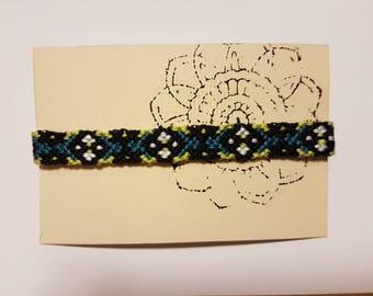 Handmade Woven Friendship Bracelet