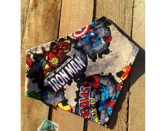 Super Hero Dog Bandana | Superhero | Comic Book | Pet Wear