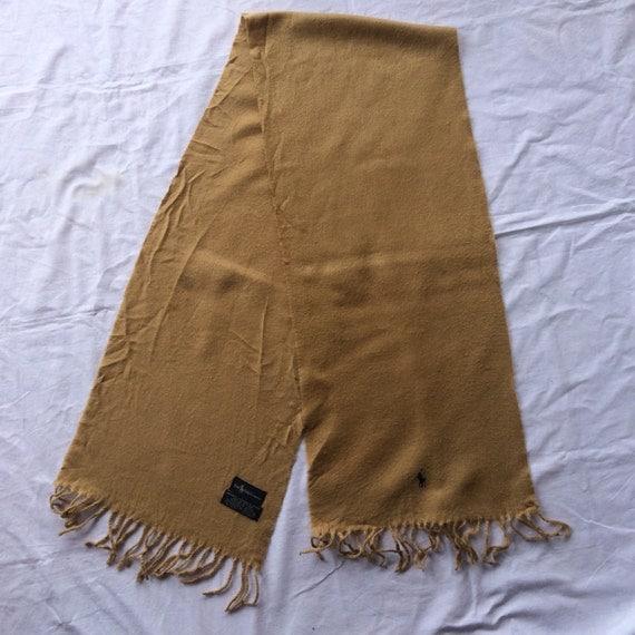 Polo Ralph lauren muffler scarve