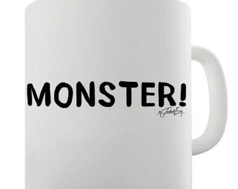 Monster! Ceramic Mug