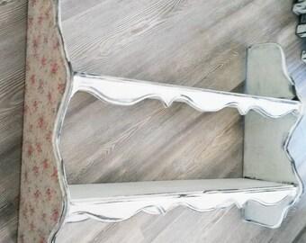 Blümerantes curved kitchen rack Shabby Chic